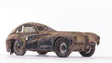 This pile of rust and dust just sold for $1.9 million | Xposing e-commerce, fashion & unique items. | Scoop.it