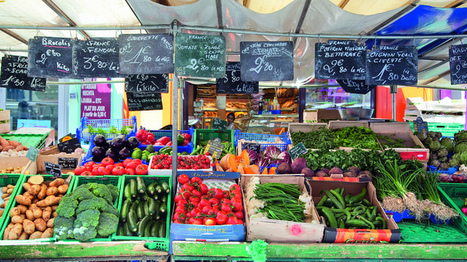 The best Paris markets | Grande Passione | Scoop.it