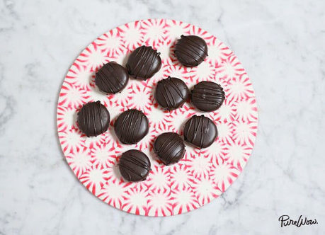 Peppermint Candy Platter | Best Recipes & Healthy Food | Scoop.it