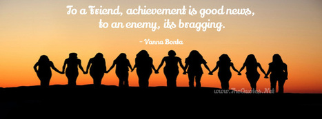 Facebook Cover Image - Vanna Bonta Friendship Quotes - TheQuotes.Net | Facebook Cover Photos | Scoop.it
