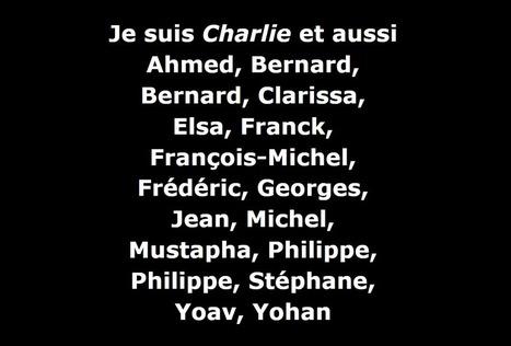 #JesuisCharlie - Ils ont tiré sur la liberté de refuser et le droit à la complexité   Brèves de scoop   Scoop.it