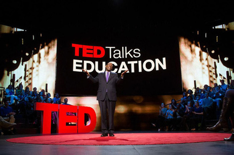 7 talks on education ideas from unlikely places | TED Blog | Transforming Pedagogy | Scoop.it