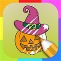 Halloween Coloring Pages - Coloring Games for Kids – Windows Apps on Microsoft Store | Windows Phone Apps and Games | Scoop.it