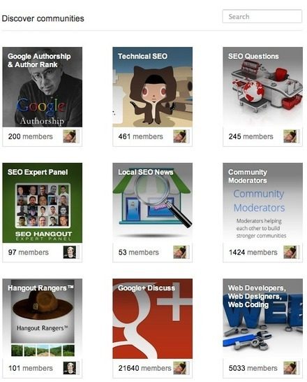 Google+ Community: Creating, Sharing and Growing | Search | Scoop.it