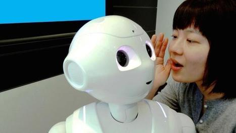The iPhone of the robot world: introducing Softbank's Pepper | Global Brain | Scoop.it