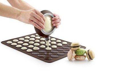 Baking Fabulous Macarons is Easy With this Lekue Macaron Baking Kit | Gifts for Bakers | Scoop.it