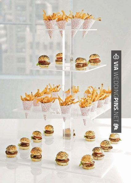 Wedding Food Ideas - wedding food ideas fries - Google Search More Wedding Food Ideas at: http://www.RealWeddingDa... | wedding pictures | Scoop.it