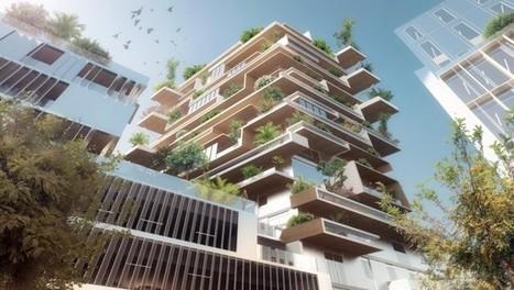 À Bordeaux, la tour Hyperion sera construite par Eiffage | BMA - Bordeaux Métropole Aménagement | Scoop.it
