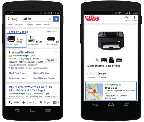 Omni-Channel Shoppers: An Emerging Retail Reality – Think with Google | M-Commerce | Scoop.it