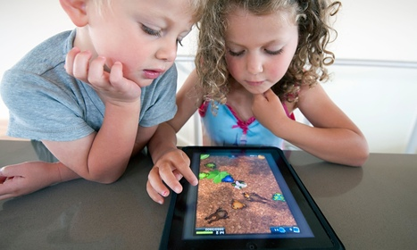Are iPads and tablets bad for young children? | nativos digitais | Scoop.it