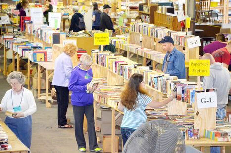 Library Book Sale Winds Down Saturday | Tennessee Libraries | Scoop.it
