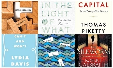 Readers' 10 best books of the year (so far)   Library Information Management   Scoop.it