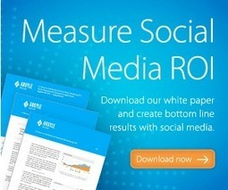 How Size Matters in the Social Media ROI Debate | Socially Motivated | Scoop.it