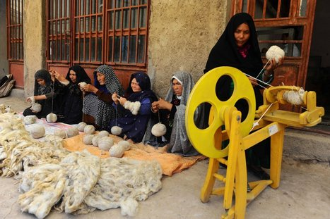 U.S. Launches Push For Afghan Women | Peace Cord | Scoop.it