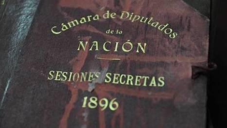 La Historia a un click: digitalizan documentos del Congreso | Humanidades digitales | Scoop.it