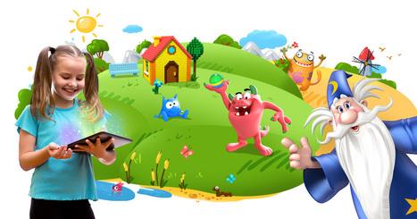 Magic Desktop 9 – La aplicación todo en uno para niños! | Tecnolotic - TIC en educación | Scoop.it