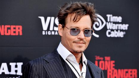 Johnny Depp to Star In Crime Drama 'Mortdecai' | Entertainment | Scoop.it