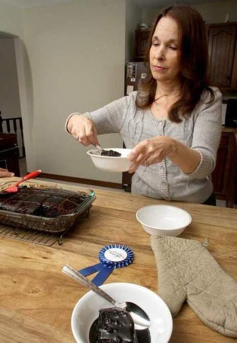 Oceola woman's chocolate cake recipe wins award - Livingston Daily | Chocolate Recipes | Scoop.it