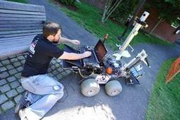 Registration Opens for the 2013 NASA-WPI Sample Return Robot Challenge - WPI | The Robot Times | Scoop.it