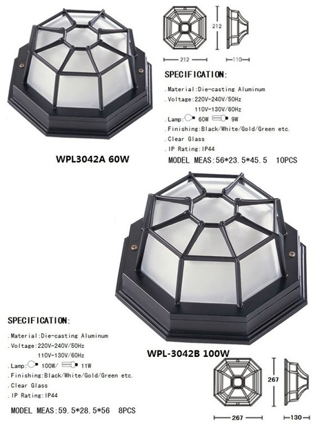 Octagonal Bulkhead Light | Ever Lighting: Your Partner in Innovative LED Lighting | Scoop.it