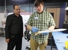 Big dreams ride on tiny circuits at Akron tech startup - Business - Ohio   Arduino, Netduino, Rasperry Pi!   Scoop.it