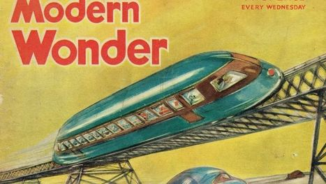 This 1938 Magazine Cover Showed Britain a Shinier, Happier Future | News we like | Scoop.it