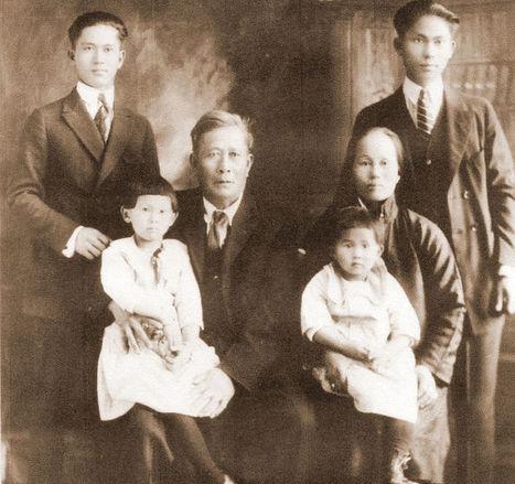 Jue Joe of  Napa Valley : St. Helena, CA. | Chinese American history | Scoop.it