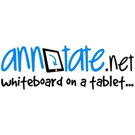 Annotate | Mobile Interactive Whiteboard, Student Response System | iEduc | Scoop.it