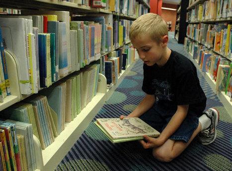 Baisse de la fréquentation des bibliothèques par les enfants ... - Actualitté.com | Trucs de bibliothécaires | Scoop.it