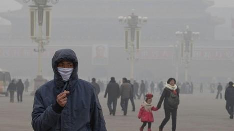 La pollution plombe le tourisme en Chine   Tout sur le Tourisme   Scoop.it