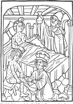 Syphilis in Renaissance Europe: rapid evolution of an introduced sexually transmitted disease? | Anthropology, Archaeology, and History | Scoop.it