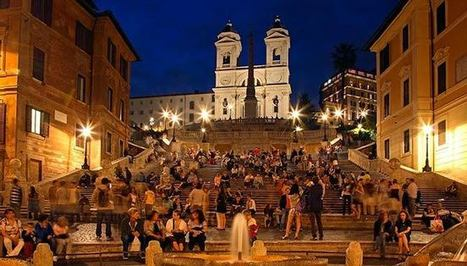 articles/Bulgari adopts Romes Spanish Steps | News in Conservation | Scoop.it