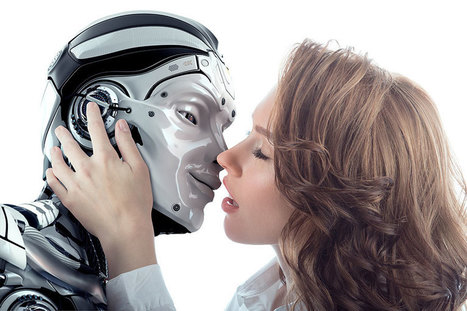 Robots will eventually offer good sex on demand   I Need Work   Scoop.it