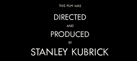 2001: A Space Odyssey | Typeset In The Future | Books, Photo, Video and Film | Scoop.it