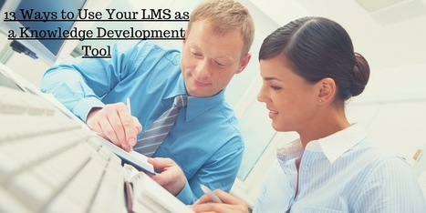 13 ways to use your LMS as a Knowledge Development Tool | Linguagem Virtual | Scoop.it