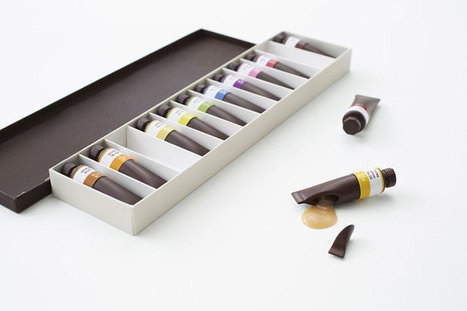 Art is Like A Box of Chocolates. Literally. | ViceDaily | Scoop.it