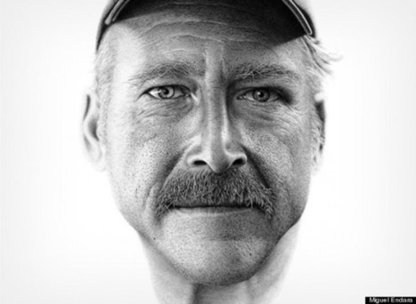 Benjaman Kyle's Million Dot Drawing: Miguel Endara's Photorealistic Portrait Hides Incredible Story | DEPnews développement personnel | Scoop.it