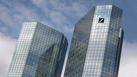 Deutsche Bank vire par erreur six milliards de dollars à un client - FRANCE 24 | Risk management | Scoop.it
