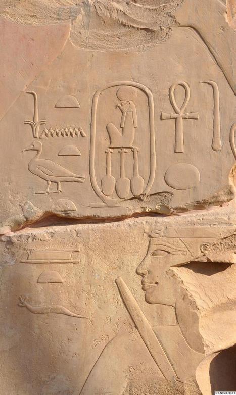 Un nouveau monument reconstruit au Musée de Plein Air de Karnak : le Netjery-Menou | Égypt-actus | Scoop.it