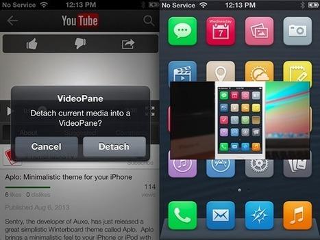Cydia Tweak VideoPane 1.1.3 | Apple | Scoop.it