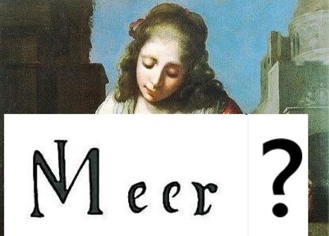 Un Vermeer aux enchères ! - Le Blog de VisiMuZ | VisiMuZ : les guides des musées sur tablettes | Scoop.it