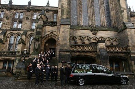 Tears as Glasgow gives William McIlvanney a fitting send-off | Culture Scotland | Scoop.it