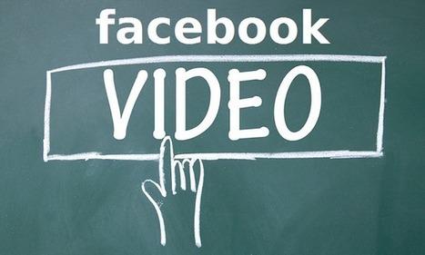 Facebook teste la facturation des publicités vidéos à partir de la dixième seconde - #Arobasenet.com   Référencement internet   Scoop.it