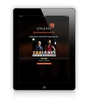 Startup Umami Serves Side Of iPad Content For TV | Video Breakthroughs | Scoop.it