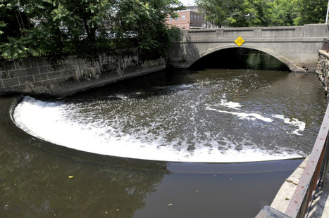 Funding OK'd to demolish 2 dams on Shawsheen River - Eagle-Tribune | Fish Habitat | Scoop.it