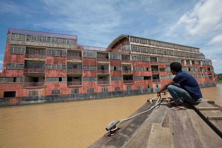 Inside Cambodia's Future Floating Arts Center | Pacific Standard (Etats-Unis) | Kiosque du monde : Asie | Scoop.it