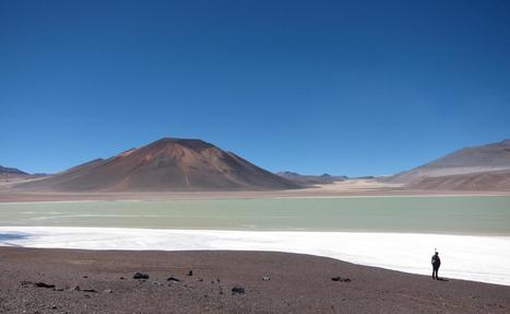 Enormous dome in central Andes driven by huge magma body beneath it | Fragments of Science | Scoop.it