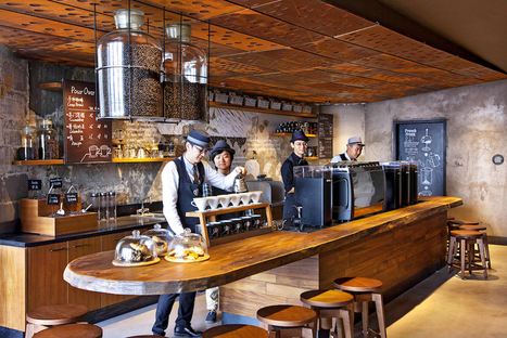 Fortune's World's Most Admired Companies: Starbucks, where innovation is alwaysbrewing | Teamwork | Scoop.it