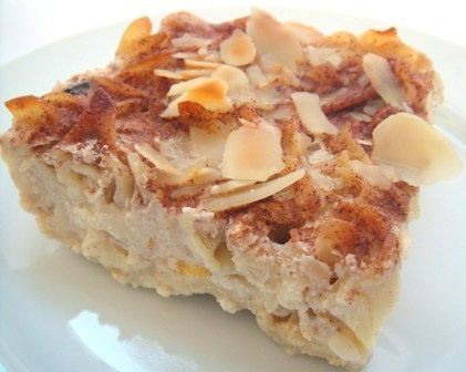 Finding Comfort in a Kugel | @FoodMeditations Time | Scoop.it
