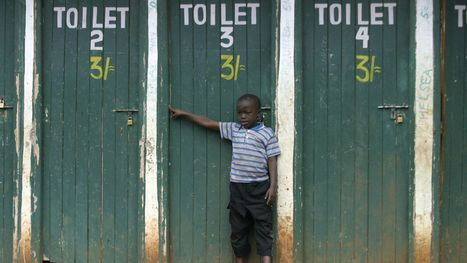 The world's poorest households are more likely to have a mobile phone than a toilet | Targeting Social Determinants  of Health (social gradient, stress, early life, social exclusion, work, unemployment, social support, addiction, food, transport) | Scoop.it